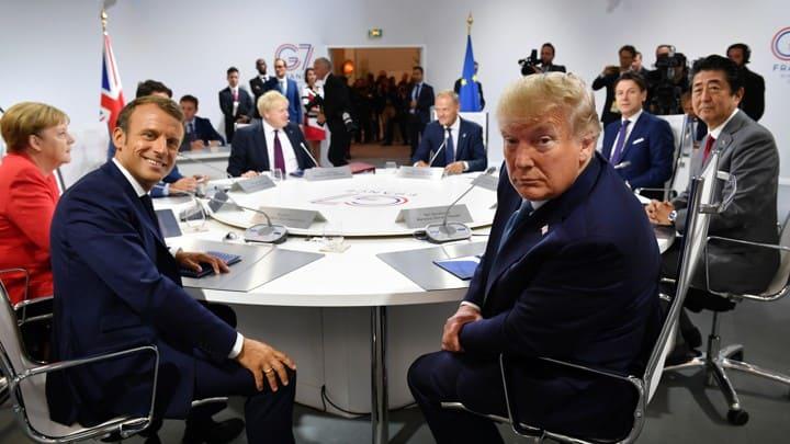 G-7 summit 2019