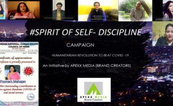 Spirit of Self-Discipline