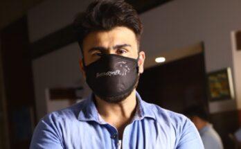 Actor Aarya Babbar