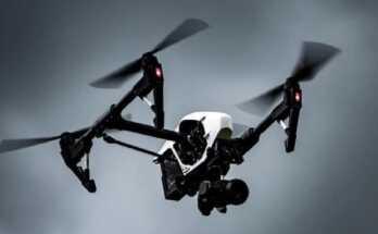 suspicious drones